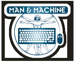 mm logo bleu da vinci transparant Man & Machine desinfizierbare Tastaturen Mäuse hygienekritische Bereiche Gesundheitswesen Krankenhaus Medizin Infektionskontrolle geräuschlos Hygienetastatur Medizintastatur Desinfektion Komfort IP68