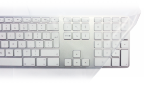 universal drape shade Man Machine logo hygienic waterproof keyboards mice clean with alcohol clean with chloride silent typing use keyboard in hospital.png