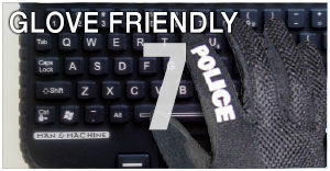 feature 7 1 so cool invehicle design in vehicle keyboard rugged keyboard for mobile field work keyboard with red backlight for police car