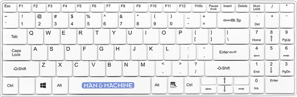 its cool keyboard shade Man Machine logo hygienic waterproof keyboards mice clean with alcohol clean with chloride silent typing use keyboard in hospital