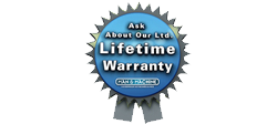 Ltd. Lifetime Warranty