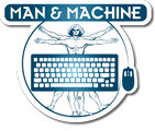 Man & Machine logo
