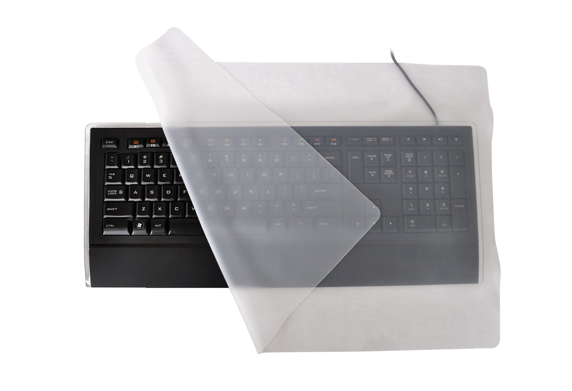 Cool Drape Keyboard Cover By Man Amp Machine