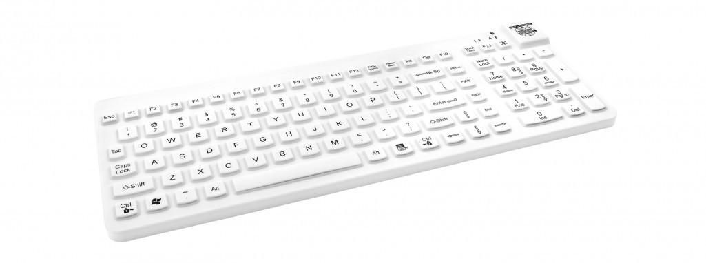 Really Cool Keyboard Man Machine Washable Keyboards Mice Privacy Monitors