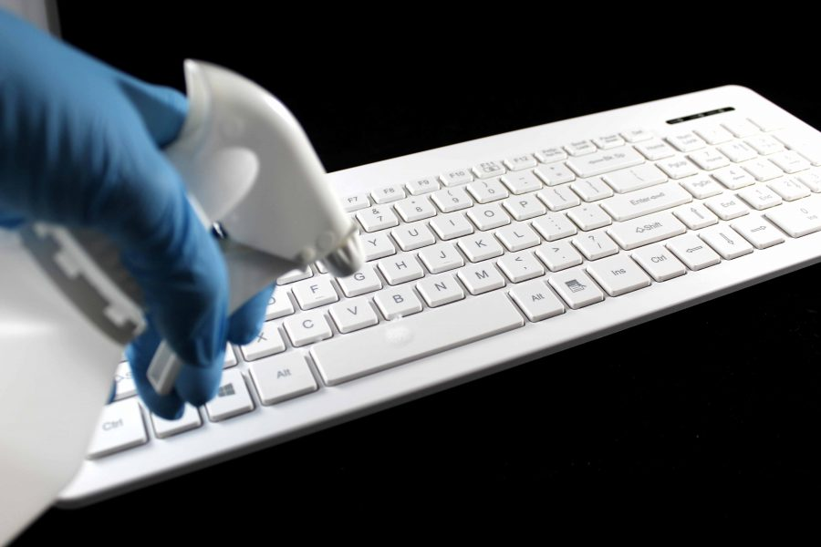 Very Cool Keyboard Man Machinetm Washable Keyboards Mice Privacy Monitors