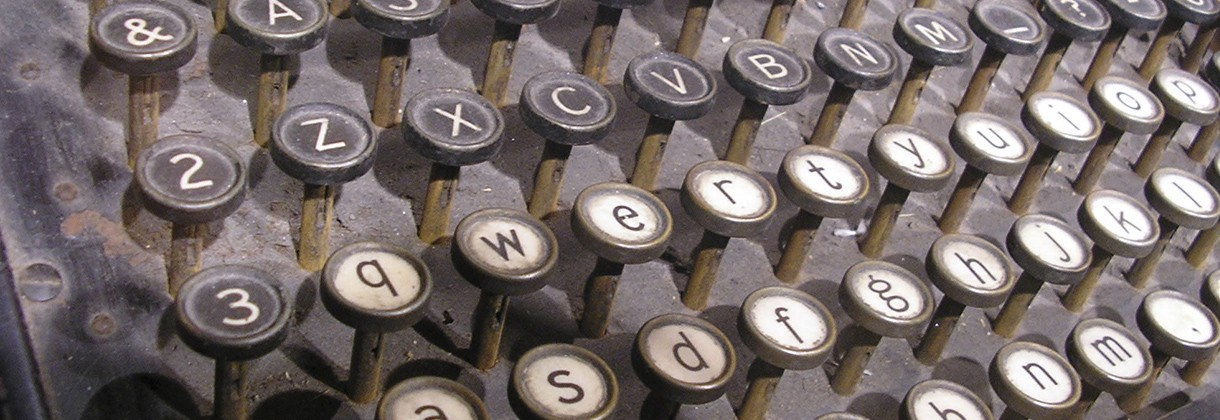 6. The modern computer keyboard comes from the typewriter. Who invented the typewriter?