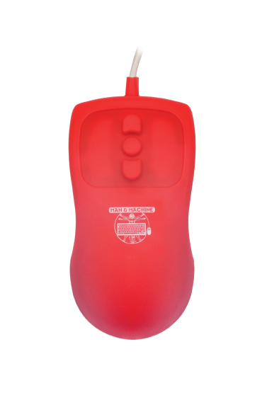 petite waterproof mouse for medical environments