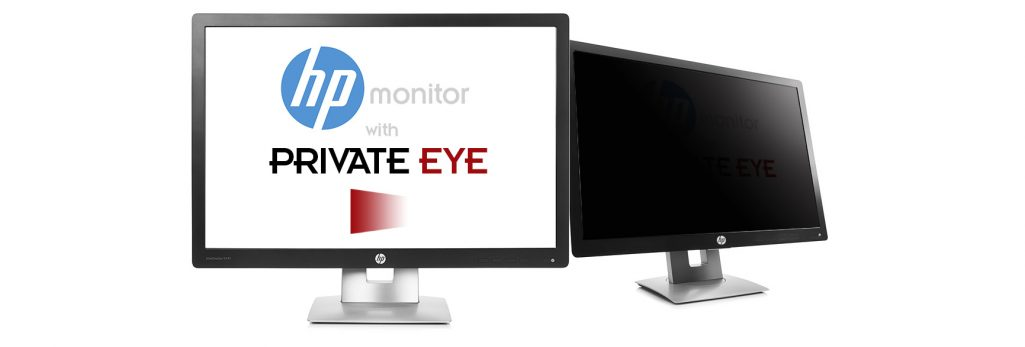 HP Privacy Monitor with Preinstalled filters by private eye